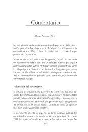 Comentario - Academia de Centroamérica