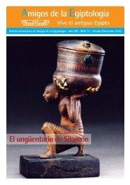 Descargar boletín en formato PDF - Amigos de la Egiptología