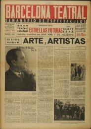 ARTE yARTIS i AS - Fundación Juan March