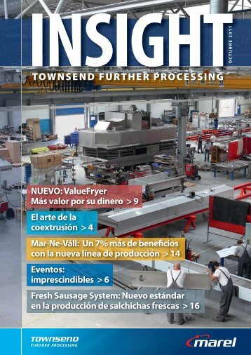 Eventos Townsend Further Processing - Marel