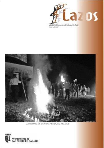 Revista Lazos nº 20 - San Pedro de Gaíllos