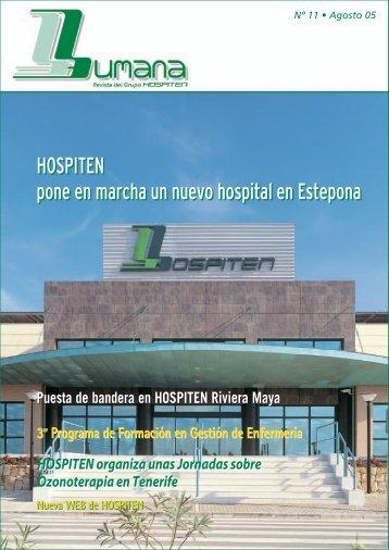 HOSPITEN pone en marcha un nuevo hospital en Estepona ...
