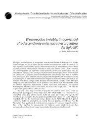 El estereotipo invisible: imágenes del ... - Riviste UNIMI