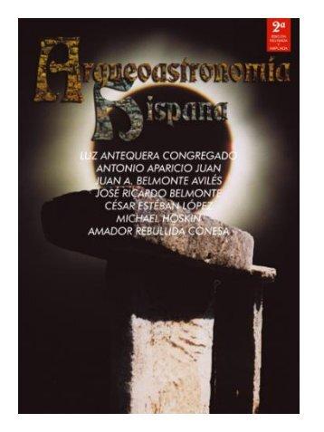 ARQUEOASTRONOMIA HISPNICA - Equipo Sirius
