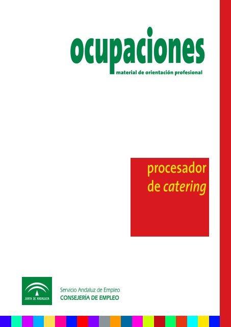 Procesador De Catering Junta De Andalucía