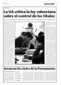 Diario Información - 06/02/2007 - Universidad de Alicante - Page 3
