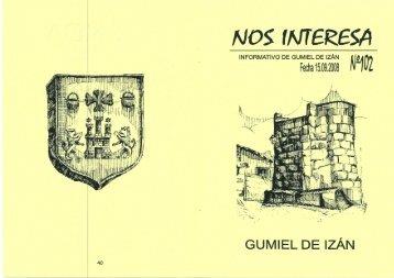 revista nos interesa 102 - Gumiel de Izán