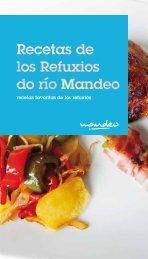 Receta de los Refuxios - Rio Mandeo