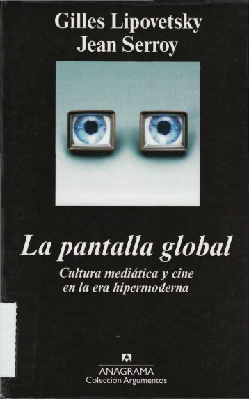Lipovetsky_La_pantalla_global
