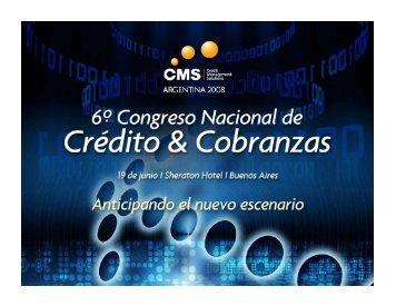 "Encuesta ""Contexto Crediticio CMS"""