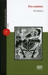 Dos caminos - Libros UNAM