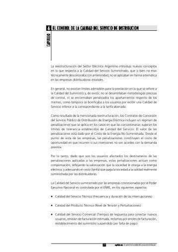 CAPITULO 05 - Ente Nacional Regulador de la Electricidad
