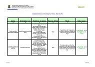 Calendário Defesas Tese_Dissertação_2013 - CCHLA ...