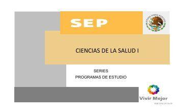 ciencias de la salud i - Colegio de Bachilleres del Estado de Morelos