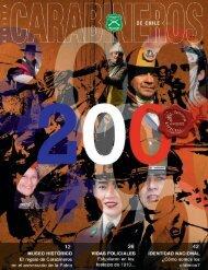 Edición 665 Septiembre 2010 - Revista Carabineros