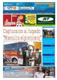 Previenen accidentes en feriado largo - Diario Longino