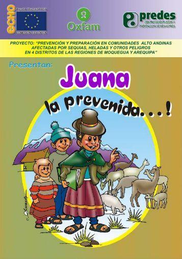 Juana la Prevenida - Predes