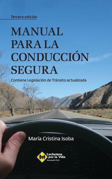 manual para la conducción segura manual para la conducción segura