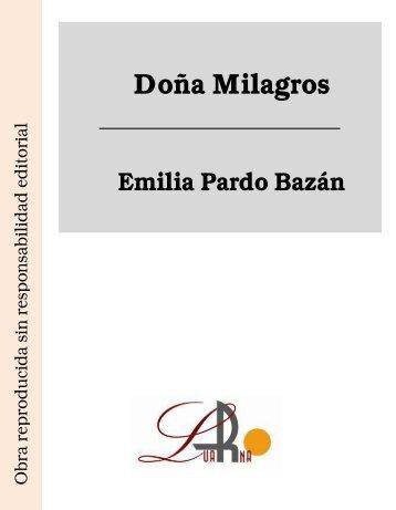 Emilia Pardo Bazan Cuentos Pdf Download client habitacion lecturas medal