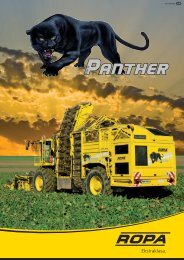 ROPA euro-Panther Technische Daten A4.indd - ROPA Fahrzeug