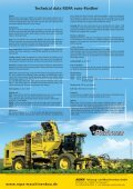 ROPA euro-Panther Technische Daten A4.indd - ROPA Fahrzeug - Page 2