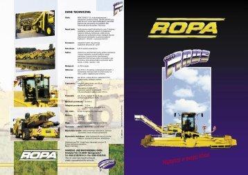 Ropa Maus 11-04 Polnisch - ROPA Fahrzeug