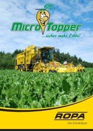 ROPA Micro-Topper - Praktikerberichte - Prospekt ... - ROPA Fahrzeug