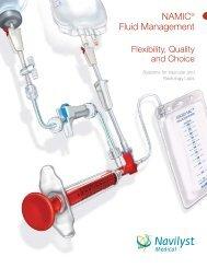 NAMIC® Fluid Management - MCM-Medsys AG