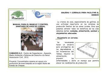 MANUAL PARA EL MANEJO Y CONTROL ... - Cultura de Paz