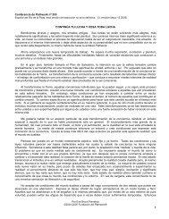 Conferencia # 1 - Pathwork México