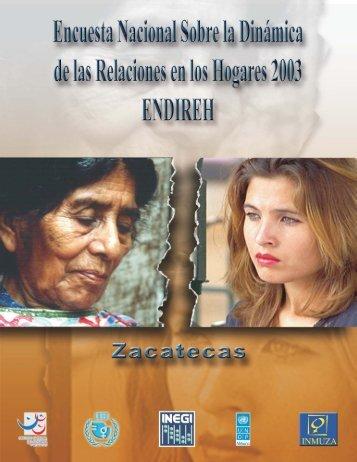 Encuesta Nacional sobre la Dinámica de las Relaciones en los ...