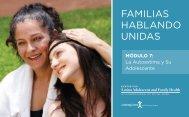 ilias lando as familias hablando unidas - The Center for Latino ...