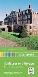 Schlösser und Burgen - Münsterland