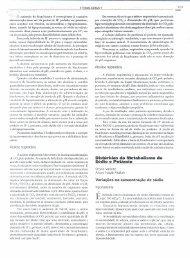 Distúrbios do Metabolismo do Sódio e Potássio - Centro Cochrane ...