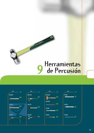 Herramientas de Percusión - Suministros Industriales Valencia