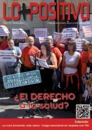 LO POSITIVO - Grupo de Trabajo sobre Tratamientos del VIH