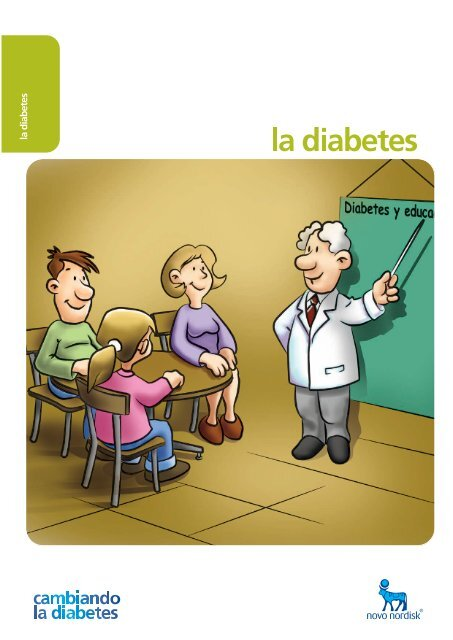 novo nordisk cambiando el equipo de diabetes
