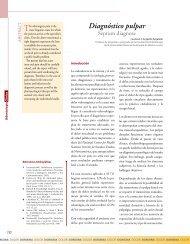 Diagnóstico pulpar - IntraMed