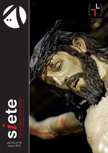 Descargar pdf Revista Siete 58 - Cofradía de las Siete Palabras de ...