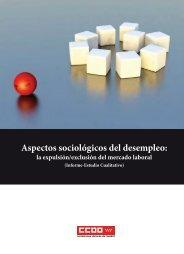 documento - Comisiones Obreras de Madrid