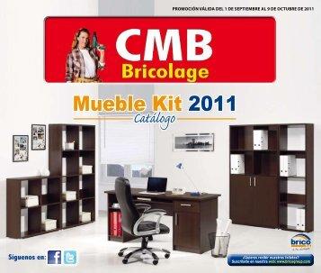 Mueble Kit 2011 - CMB Centro Maderero del Bricolage
