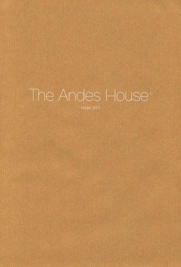 Milán 2011 - The Andes House