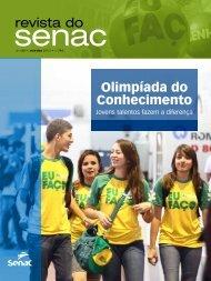 Olimpíada do Conhecimento - Jovens talentos fazem a - Senac