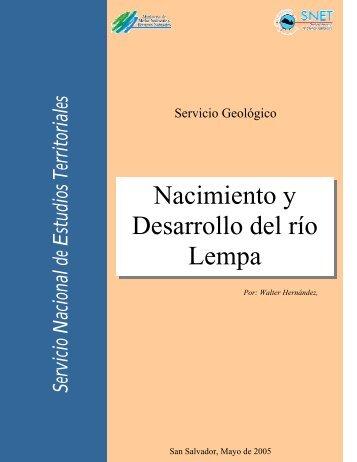 Nacimiento y Desarrollo del río Lempa - SNET