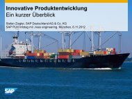 SAP PLM - riess engineering GmbH