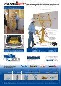 Der Montagelift für Gipskartonplatten - O. Rosinski GmbH - Seite 2