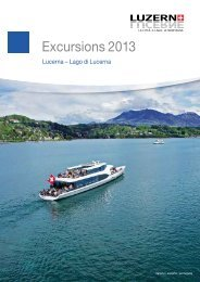 Excursions 2013