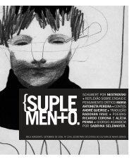 suplemento_SETEMBRO fim - Secretaria de Estado de Cultura de ...
