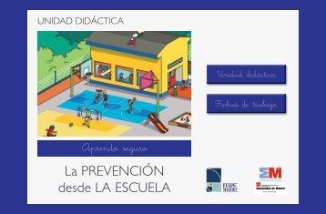 Guía preventiva Aprendo Seguro - FEAPS Madrid