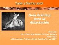 Guía práctica para la Ablactación - Centro Educativo Arturo ...